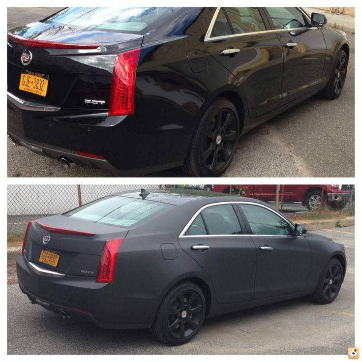 dipped my new cadillac ats dark anthracite plasti dip community forum plasti. Black Bedroom Furniture Sets. Home Design Ideas