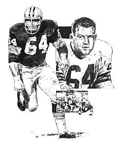 Jerry Kramer Green Bay Packers Lithograph Limited Edition Artwork By Michael Mellett Packers Lithograph Collection by HOFGROUP on Etsy