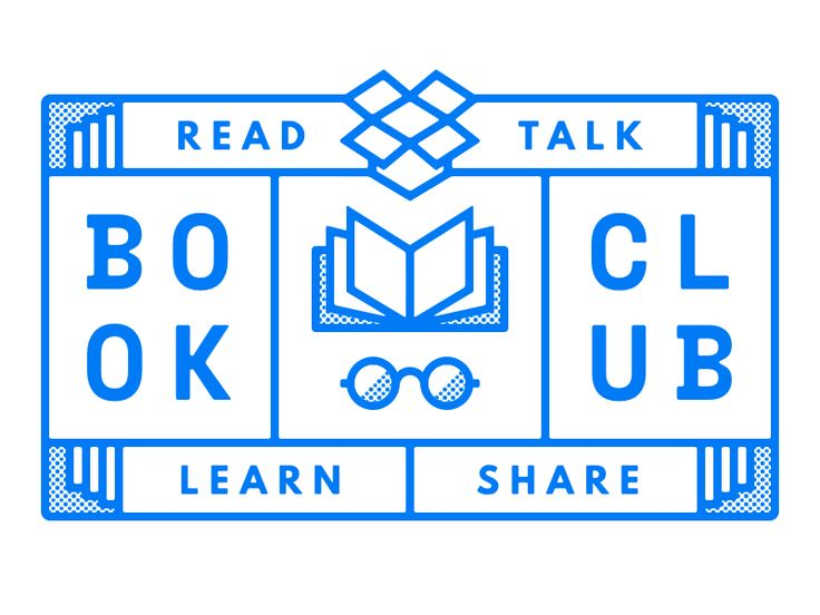 Made this lil emblem for our design book club. 📚 🤓
