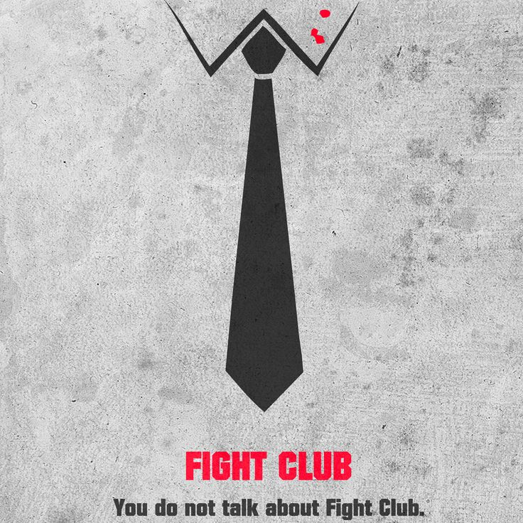 FightClub #fanart