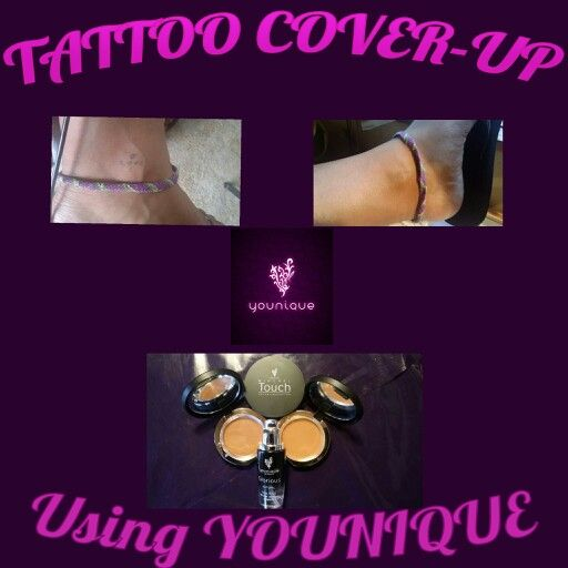Lovely TOUCH  Press powder Foundation and Cream Foundation cover-ups.....