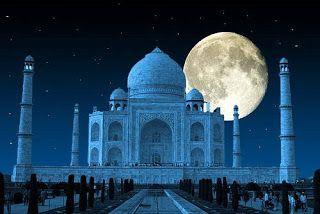 Taj Mahal Hadiah Paling Cantik