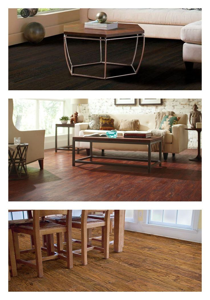 Laminate, Vinyl And Engineered Hardwood Flooring Come In Styles And Colors  To Match Any Decor