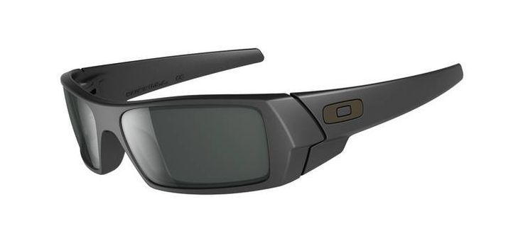 I just ordered these at LensCrafters: Oakley GASCAN Sunglasses, Matte Black/Grey