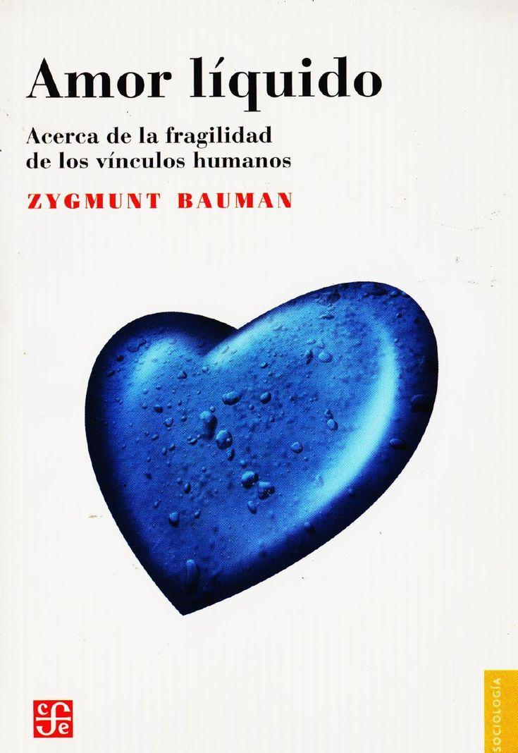 Amor Líquido, Bauman