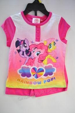 Komplet dziewczęcy Kucyki Pony ONL0582  _A12  (3-8)