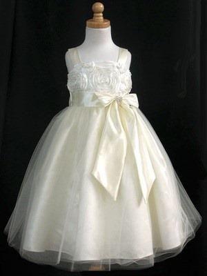 Fotos de vestidos para niñas- Cortejo de bodas