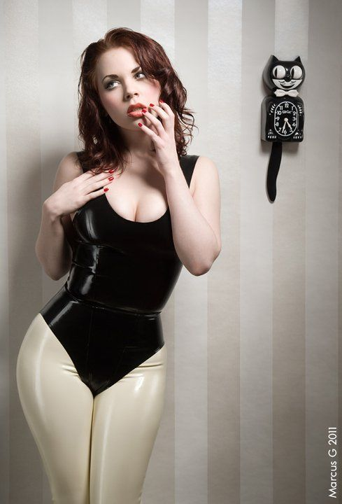 Best latex on ladies images on pinterest latex fashion