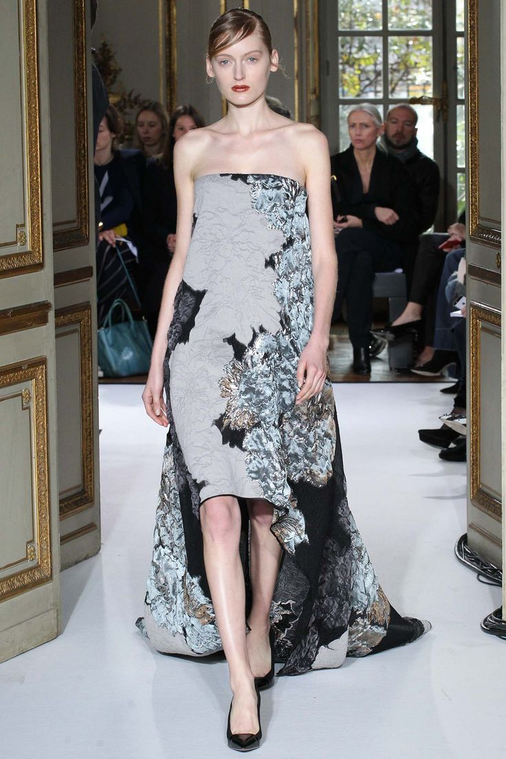 Talbot Runhof Fall 2015 Ready-to-Wear - Collection - Gallery - Style.com