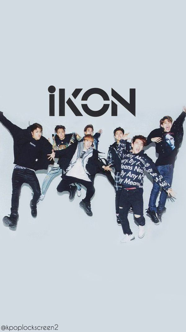 iKON Wallpaper cr: kpoplockscreen2