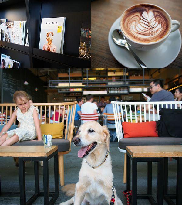 kith cafe, quayside isle, sentosa: Kith Cafe, Cafe K-Cup, Restaurant