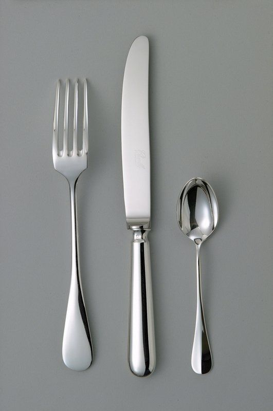 Chambly Silver Baguette cutlery by Dean and DeLuca (also used by Barefoot Contessa)