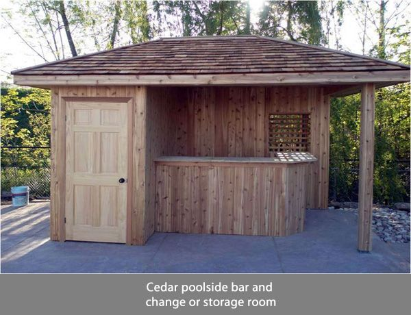 25 best ideas about pub sheds on pinterest for Pool shed with bar plans