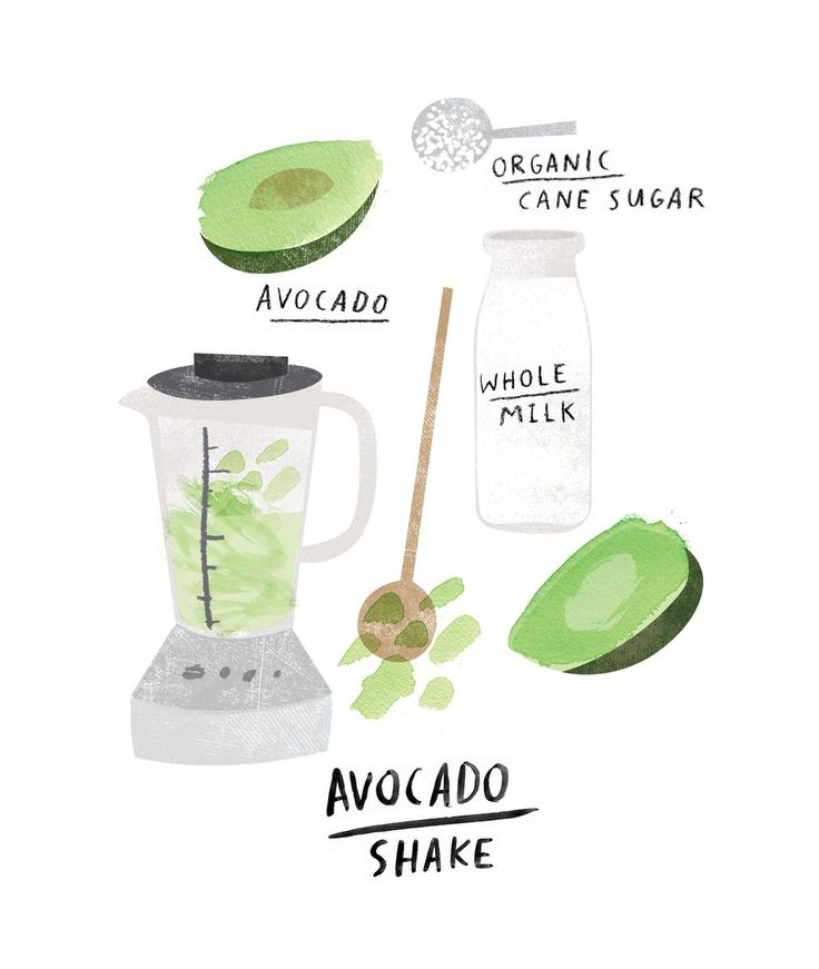 Kourtney Kardashian's Avocado Pudding. A power meal in a cup! 1 whole avocado, 1 cup whole milk, 2 teaspoons cane sugar or manuka honey