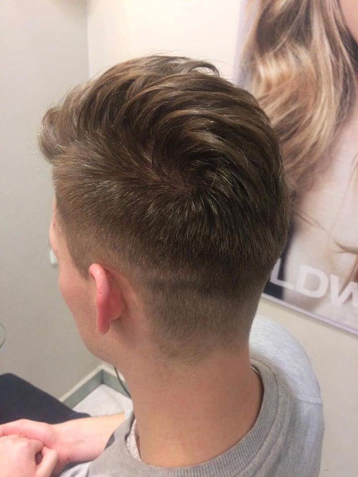 Wykonanie: Ewelina. www.fryzjer.lublin.pl #men #hair #haircut #hairstyle #short #włosy #fryzjer #fryzury #męskie #Lublin