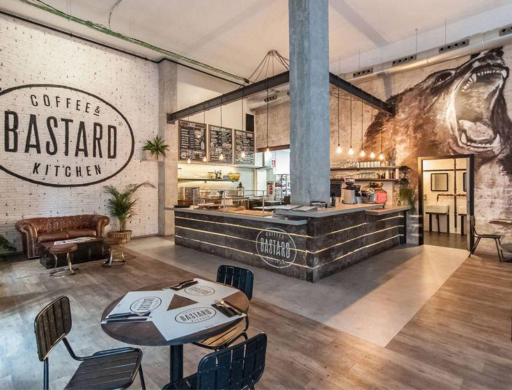 Bastard Coffee Shop Valencia