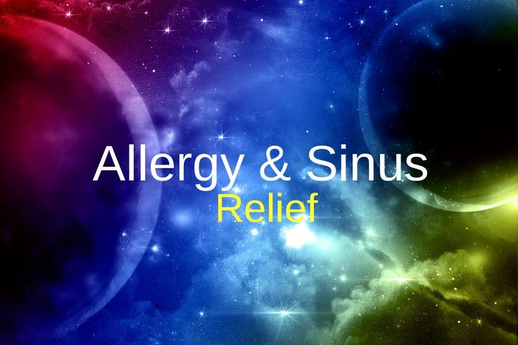 30 min Sinus & Allergies Relief with Binaural Beats Music & Isochronic tones (30:01)