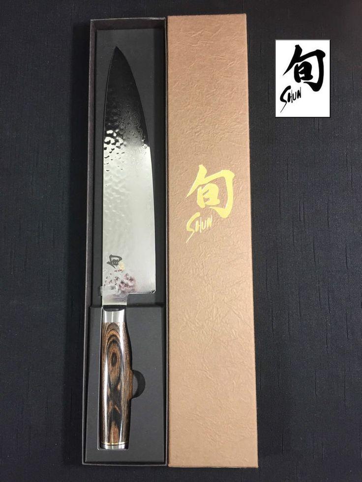 SHUN Premier 25cm Chefs Knife - Gift Box TDM0707 - MADE IN JAPAN