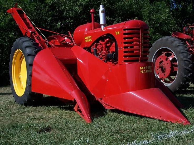 Cartoon Tractor Corn Picker : Best images about corn pickers on pinterest john