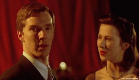 Burlesque Fairytales featuring Benedict Cumberbatch and now-girlfriend Sophie Hunter