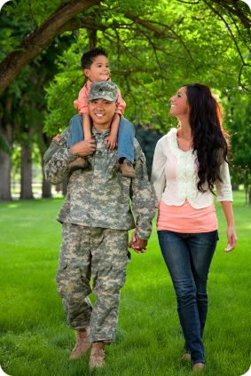 Free B Stay for Military Families on Veterans Day