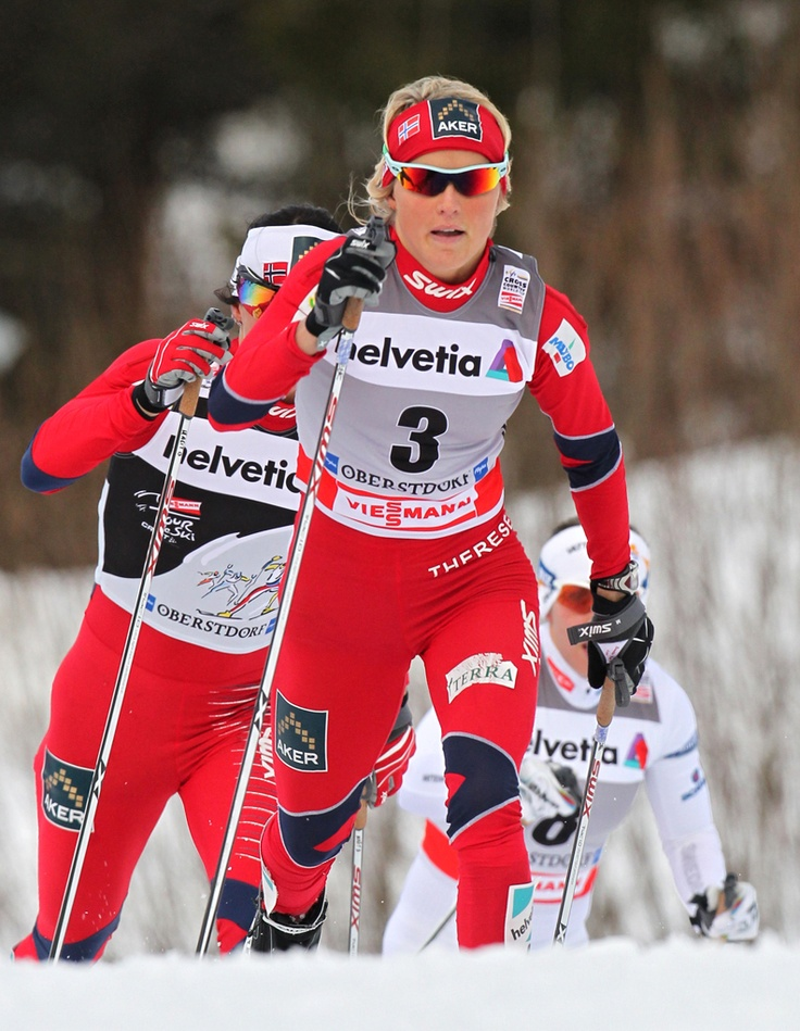 Therese Johaug - Norwegian cross-country skier