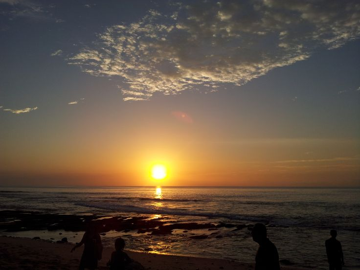 Balangan Beach - Bali #sunset