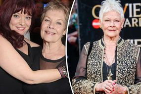 Dami Judi Dench first tattoo daughter 81st birthday Finty Williams
