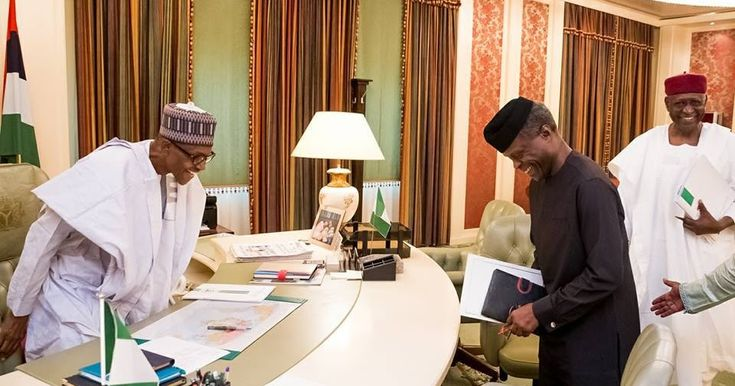 President Muhammadu Buhari says Vice President Yemi Osinbajo will coordinate the nations affairs while he is abroad for medical treatment.  A letter sent by the president to the Senate notifying lawmakers of his trip however raised questions Tuesday about Mr. Osinbajos powers after Mr. Buhari failed to address him as acting president.  Mr. Buhari left Nigeria Sunday night shortly after receiving 82 Chibok girls who regained freedom after three years in Boko Haram captivity.  Since coming to…