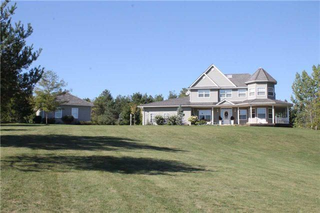 Stunning Custom Built 4 Bedroom Home On Lovely 10 Acre Parcel of Land Minutes To The 404