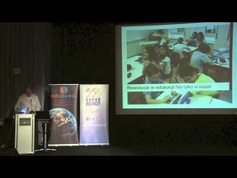 Wystąpienie Grzegorza Piechoty, szefa projektów społecznych Gazety Wyborczej, na temat wyzwań stojących przed edukacją medialną