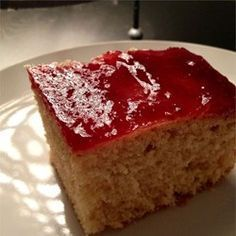 Nana's Old Fashioned Jelly Cake - Allrecipes.com