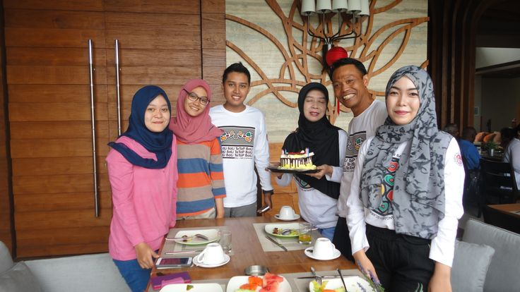 Special day celebrate at Mahogany Hotel Nusa Dua