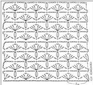 1000  ideas about crochet scarf diagram on pinterest