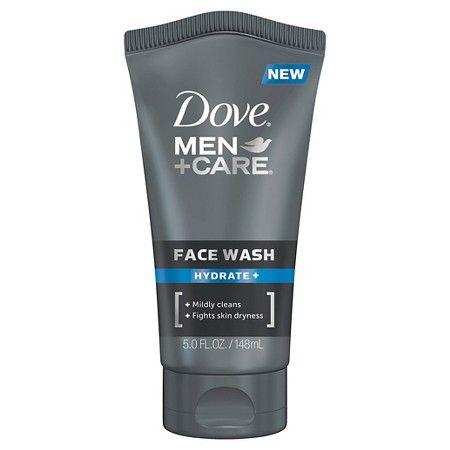 Dove®Men+Care Hydrate+ Face Wash 5 oz : Target