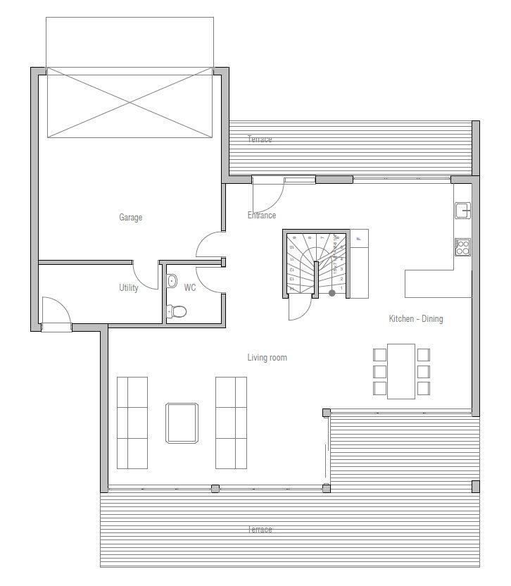 23 best planos images on Pinterest House design, Floor plans and - Logiciel Pour Dessiner Plan Maison Gratuit