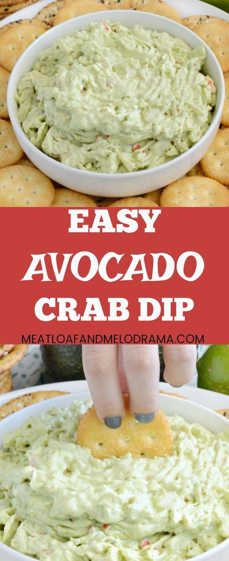 Best 25+ Cold Crab Dip Ideas On Pinterest