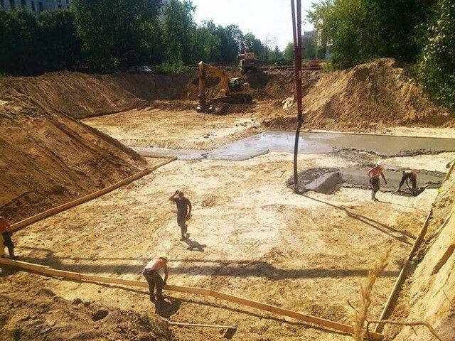Robota wre! #budowa #robotnicy #mieszkanie #dom #home #development #developer