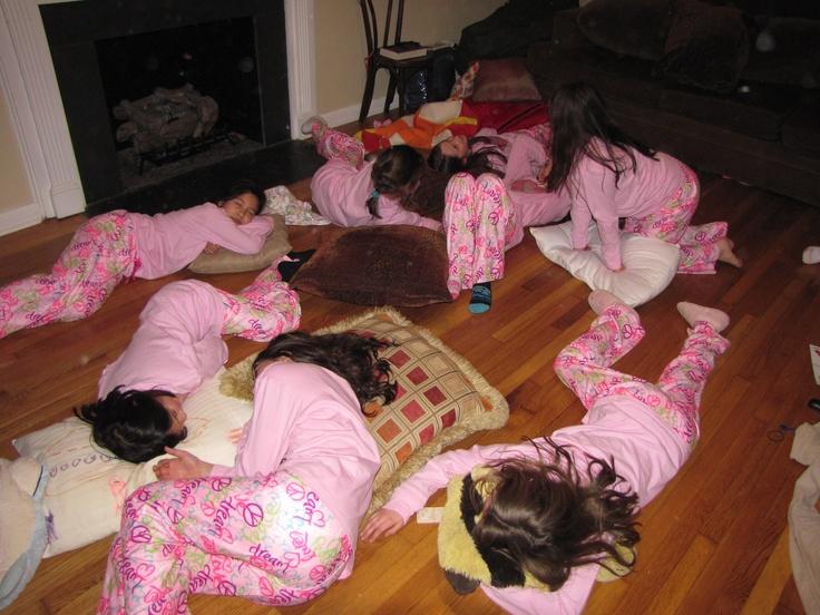 Skye chicks slumber party panties