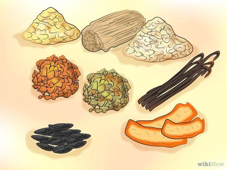 8 best pot pourri images by maryl ne lecoq on pinterest - Faire un pot pourri ...