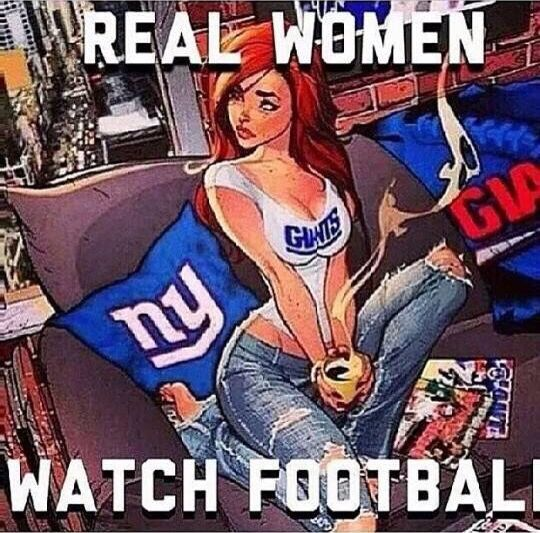 Have A Blast @ the GIANTS vs REDSKINS  game today