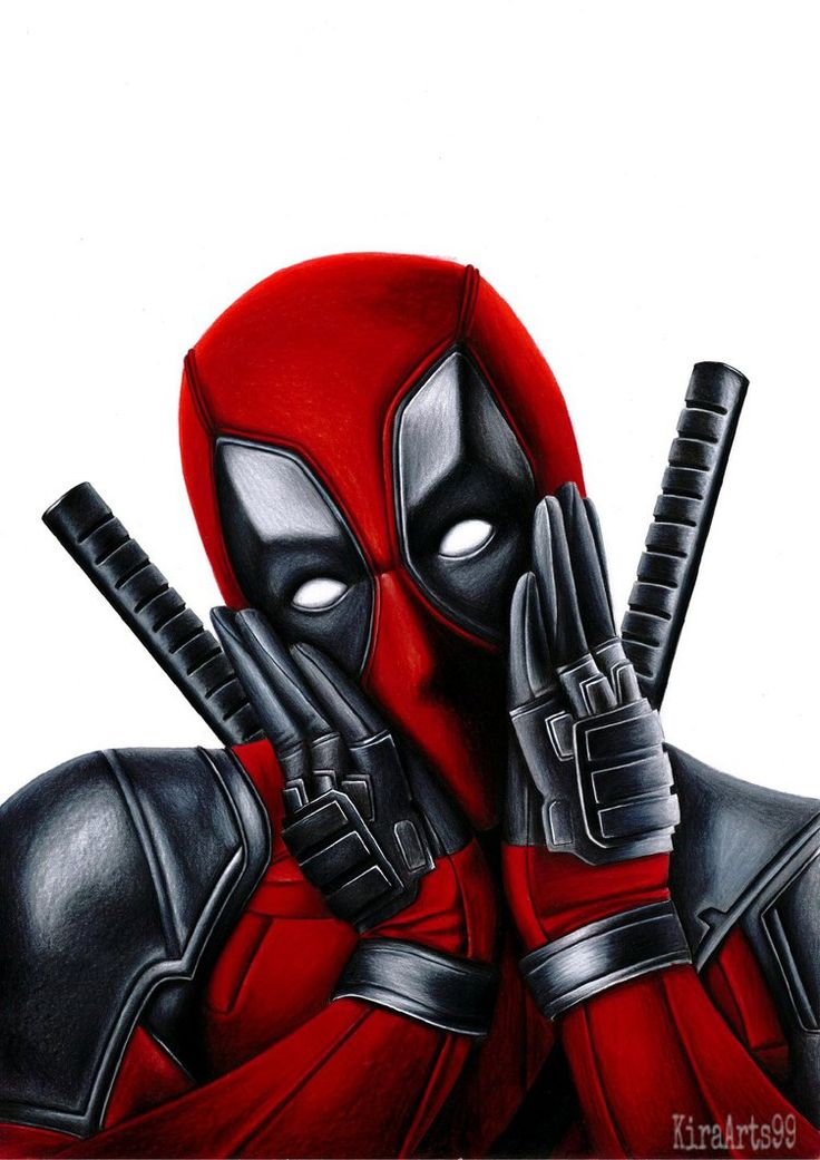 deadpool on pinterest - photo #46
