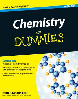Chemistry For Dummies, 2nd Edition:Book Information - For Dummies