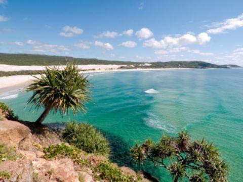 Indian Head Fraser Island Queensland
