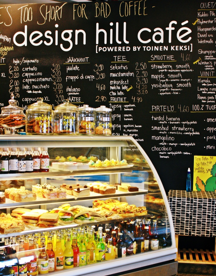 Design Hill Café
