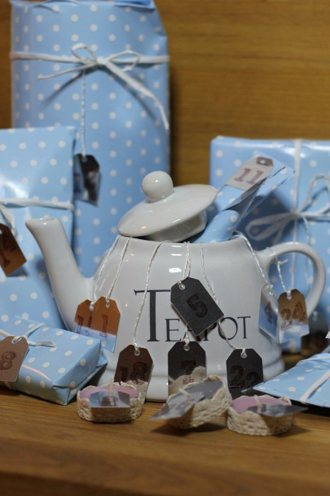 Adventskalender Teapot
