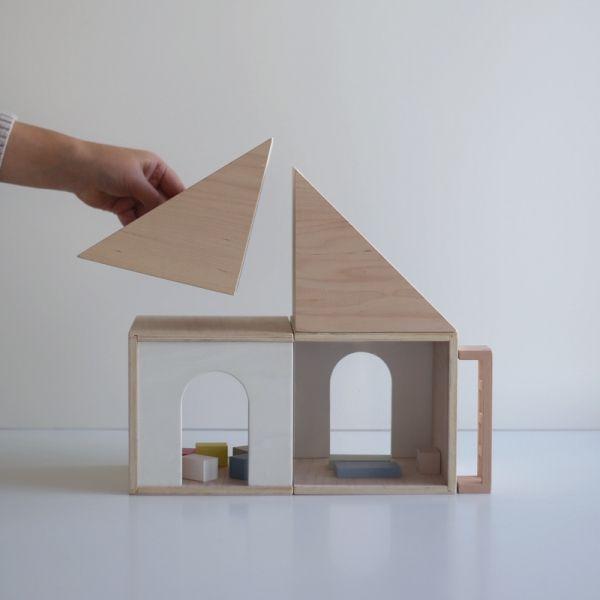Kiko Uchi 木製ドールハウスの通販 木のおもちゃと絵本favor 木製