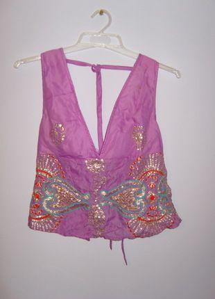 Kup mój przedmiot na #vintedpl http://www.vinted.pl/damska-odziez/bluzki-bez-rekawow/2189640-bluzka