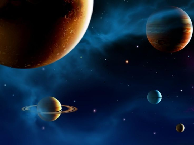 Best 25  Galaxy planets ideas on Pinterest | Space planets ...