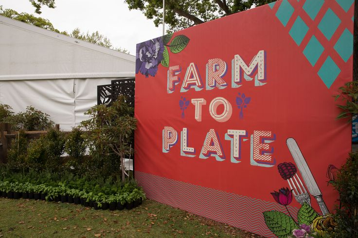 Make sure you pop into Farm To Plate at this year's Ergon Energy Flower, Food and Wine Festival to sample the best regional produce.